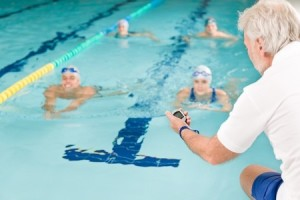 Coaching-swimmers